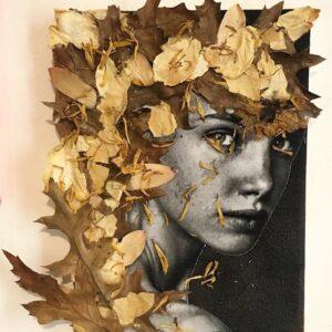 Dried tears